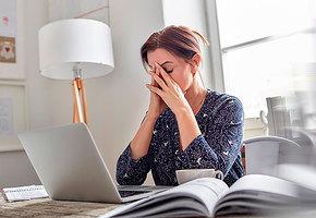 5 признаков эмоционального истощения, или Как не сгореть на работе
