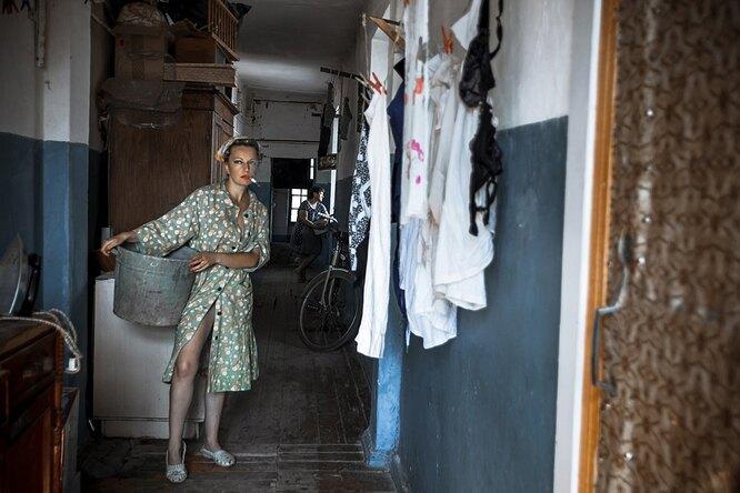 Обед идуш порасписанию: как жили всоветских коммуналках