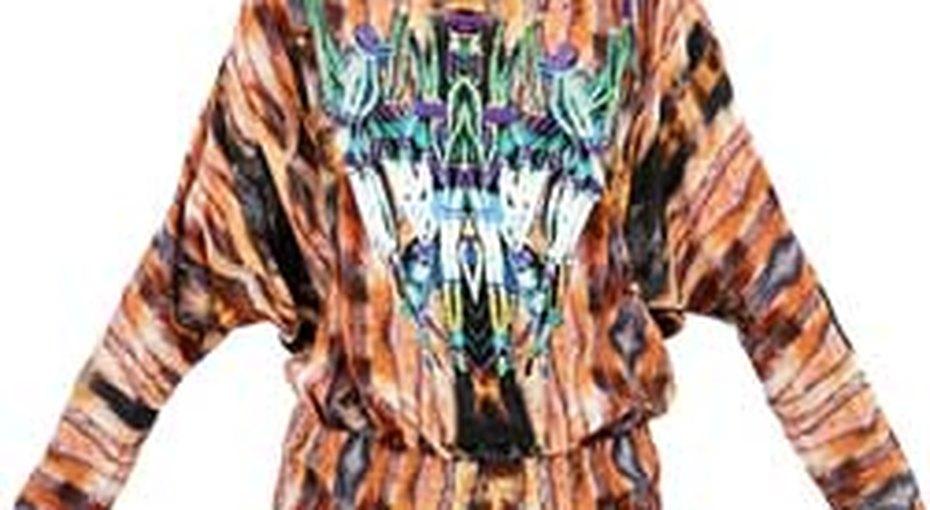 Цена вопроса: платье-туника