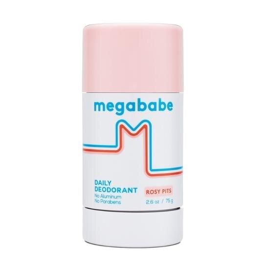 Rosy Pits Daily Deodorant, Megababe, 980 руб