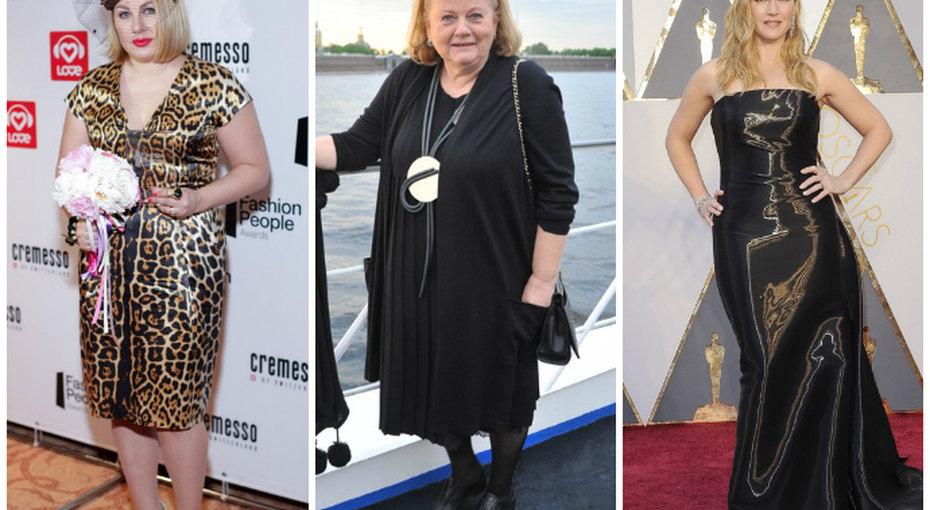 8 звезд, которые некомплексуют из-за лишнего веса
