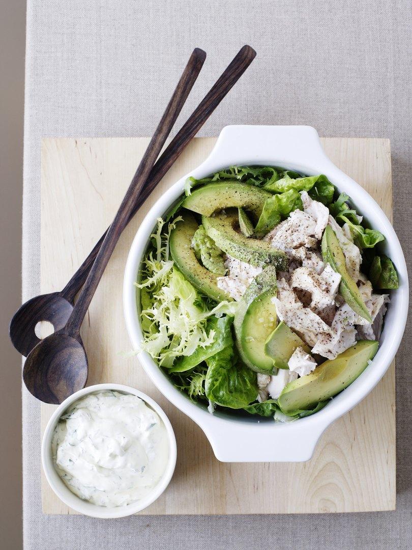 Салат савокадо