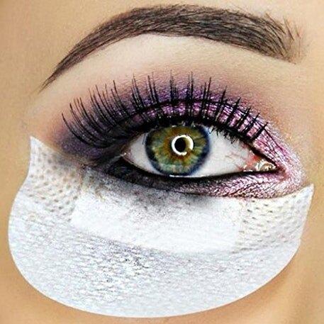 липкий пластырь для макияжа