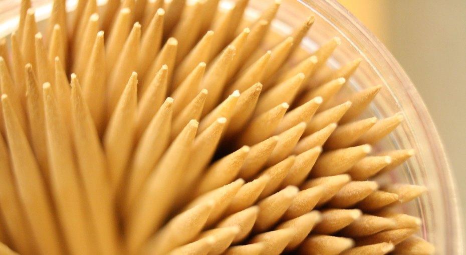 15 необычных применений обычной деревянной зубочистки