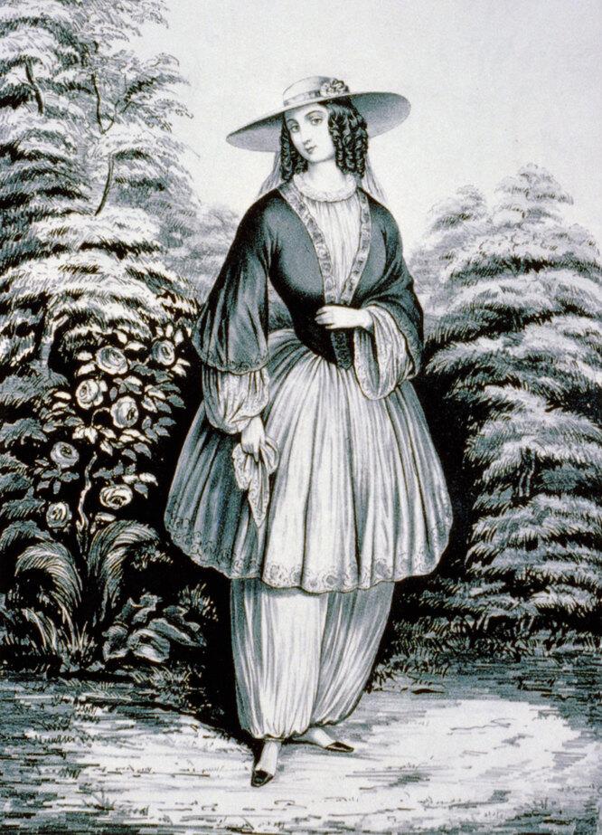 Амелия Блумер