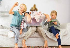 Больше не могу! Что такое родительское  выгорание?