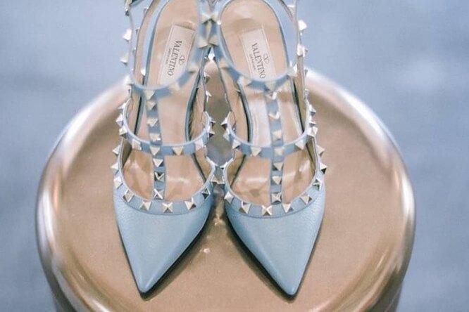 На «Лабутенах»: 5 пар туфель, накоторые нежалко зарплаты