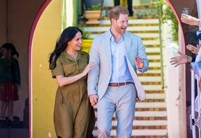 Вот это кино! Меган Маркл и принц Гарри подписали контракт с Netflix