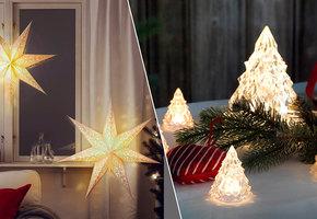 Создаем настроение! 20 новогодних украшений для дома не дороже 1000 рублей