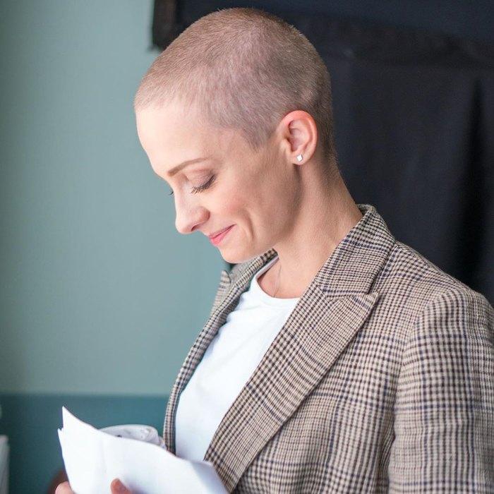 Полина Максимова насъемках сериала «257 причин, чтобы жить»