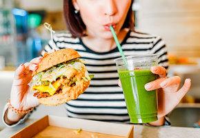 Убережет ли вегетарианство от инсульта?