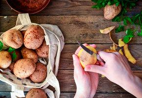 Почему картофель серый или водянистый? Ошибки, которые делают почти все