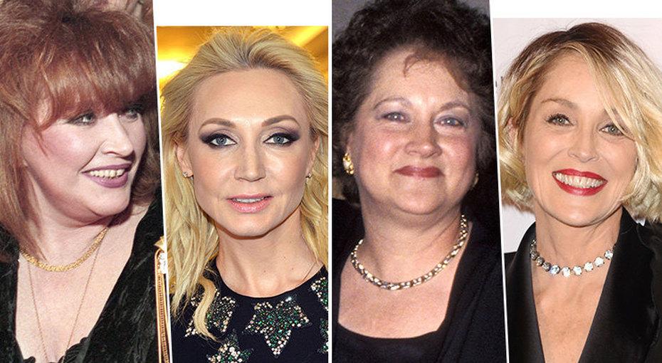 Красота понаследству: Кристина Орбакайте, Шэрон Стоун идругие звезды иих мамы втом же возрасте