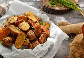 Как правильно приготовить картофель по-деревенски. Научит шеф-повар