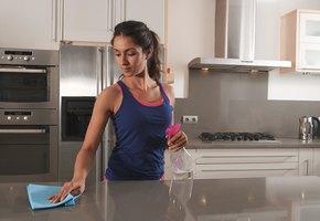 Домашние чистящие средства, которые можно сделать своими руками
