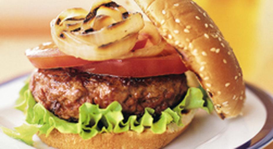 Хлеб скотлетой или гамбургер?