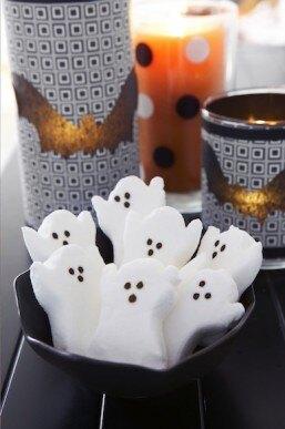 Съедобные привидения