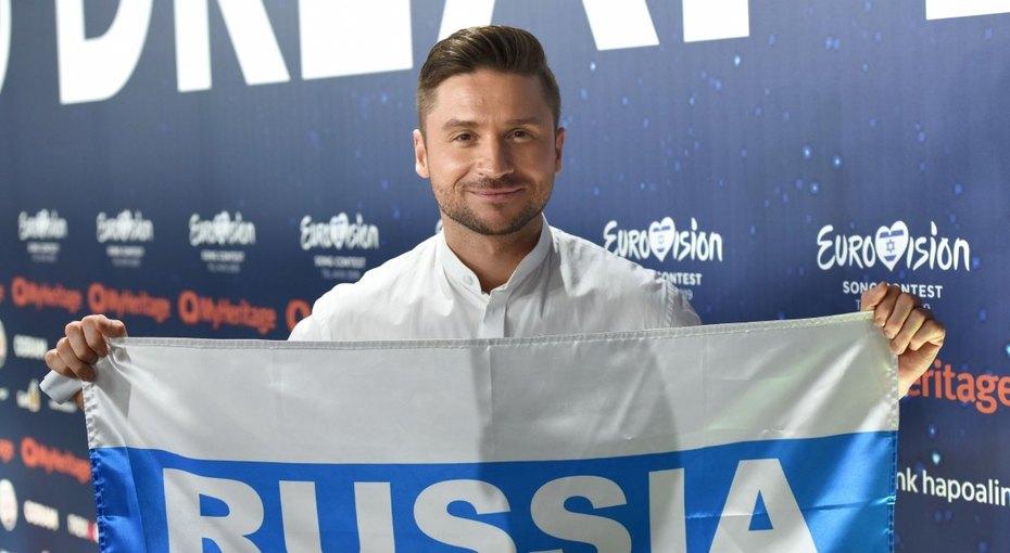 «Вот так иидите насцену»: Сергей Лазарев выложил полуобнаженное фото вчесть финала Евровидения