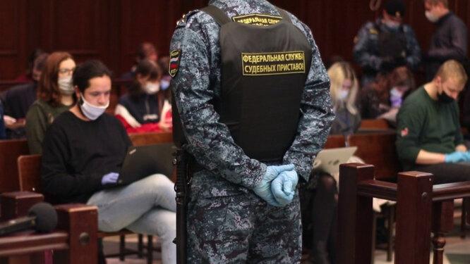 Апелляционное заседание по делу Михаила Ефремова