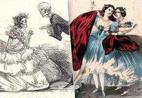 Мрачная история черного платья: 5 вещей, которые несли владельцам смерть