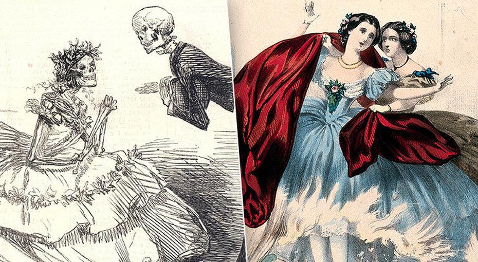 Мрачная история маленького черного платья: 5 вещей, которые несли владельцам смерть
