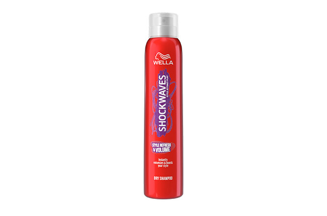 Сухой шампунь Shockwaves Style Refresh & Volume Dry Shampoo, Wella