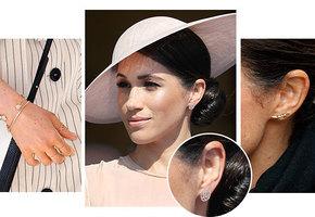 Стиль по-королевски: какие украшения выбирает Меган Маркл