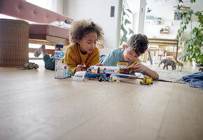 Счастье из кубиков под ёлкой: подарки, воплощающие детские мечты