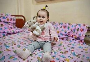 Неизвестный перевел 50 миллионов рублей девочке с редким диагнозом