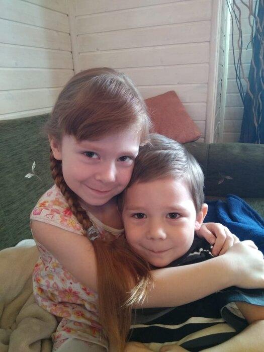 Младшие дети Натальи