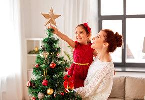 Как украсить елку на Новый год? Что повесить на удачу