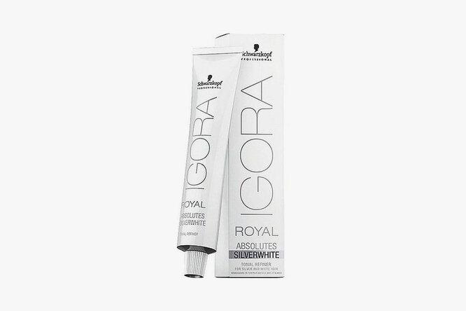 gora Royal Silver White, Schwarzkopf, 553 руб