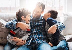 Молодой папа: как превратить хорошего мужа в хорошего отца