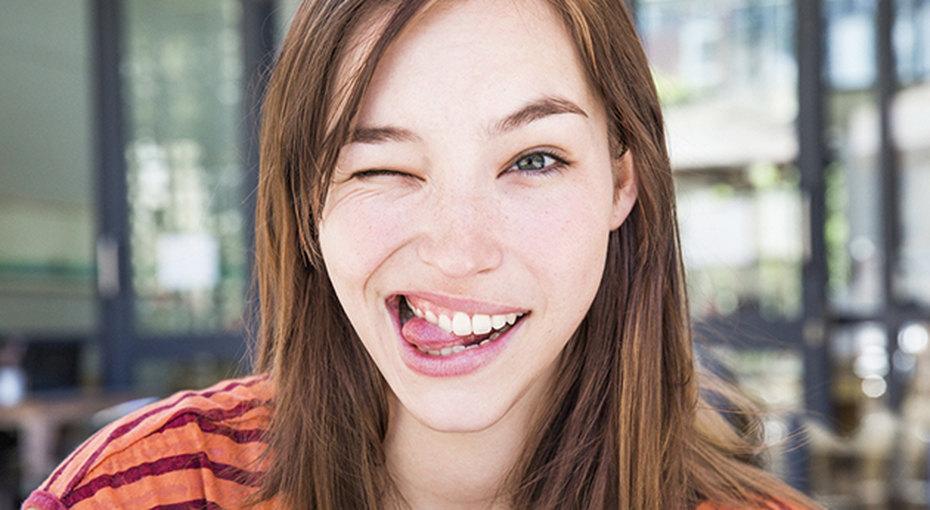 6 гримас красоты: выдвиньте челюсть, надуйте щеки идругие упражнения отморщин