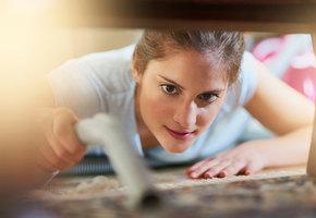 8 мест в доме, которые следует пылесосить гораздо чаще, чем мы привыкли