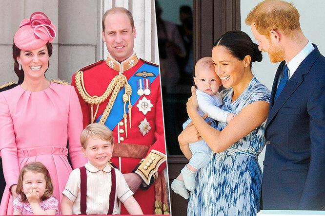 Маленькие принцы: как живут дети британской королевской семьи