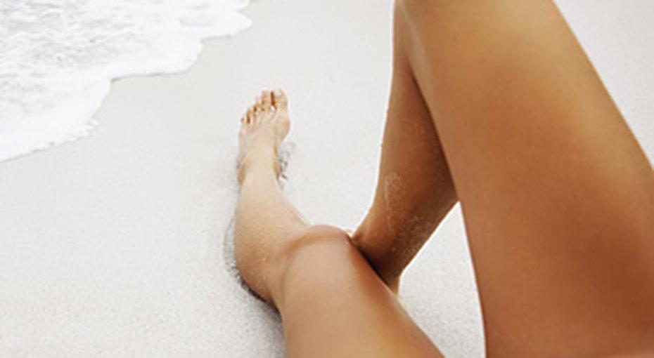 Готовим ножки клету