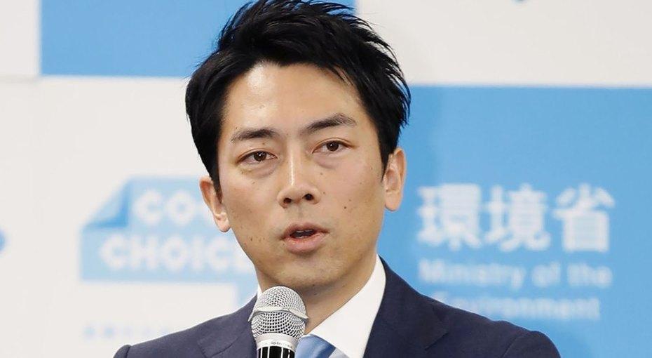 Японский министр впервые вистории уходит вотпуск поуходу заребенком