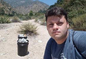 Потрясающий результат: парень в одиночку за 589 дней очистил каньон от мусора