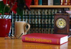 Предсказание Нострадамуса про 2021 год — повод для оптимизма