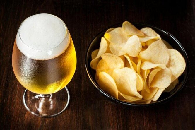 Пиво икартофельные чипсы: 100-летняя американка раскрыла секрет своего долголетия