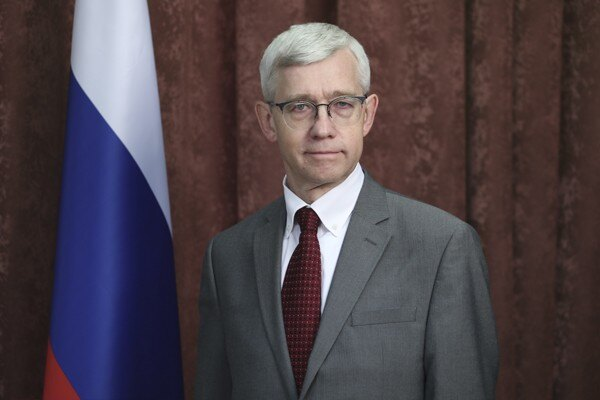 Андрей Громов в 2018 году