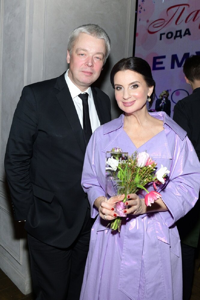 Екатерина Стриженова, Александр Стриженов