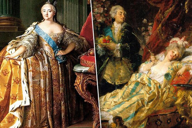 Царицы разврата: самые сексуальные женщины вистории