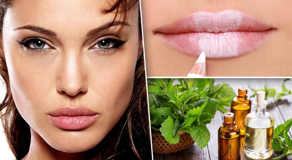 Зубная щетка, тональник иеще 8 лайфхаков которые, делают губы пухлыми