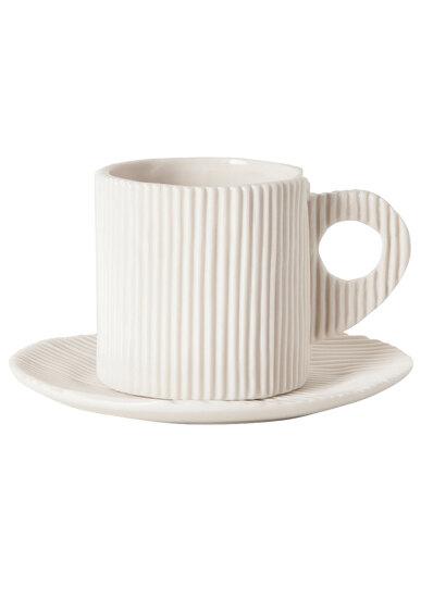 Чайная пара для завтрака