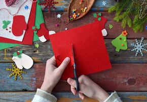 Новогодние поделки своими руками: 6 идей для всей семьи