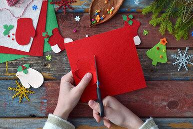Новогодние поделки своими руками: 6 идей длявсей семьи