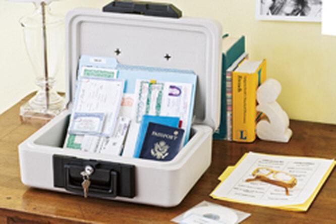 Как привести впорядок документы, счета ичеки