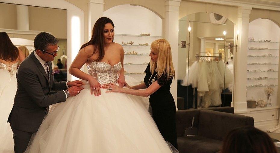 «Невесты видят фото счужих свадеб всоцсетях... Это недает дизайнерам расслабиться!»